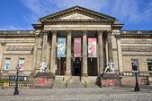 Walker Art Gallery in Liverpool — Stock Photo
