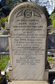 Eleanor Rigby Grave in Liverpool — Stock Photo