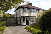 Childhood Home of John Lennon in Liverpool — Photo