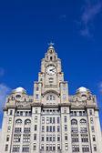 Royal foie bâtiment à liverpool — Photo