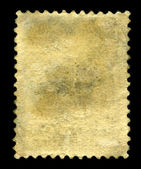 Worn Postage Stamp — Stock Photo