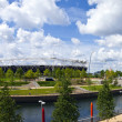 Queen Elizabeth Olympic Park in London — Stock Photo