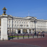 Buckingham Palace in London — Stock Photo #46818475