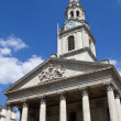 St. Martin in the Fields Church in London — Stock Photo #48047107