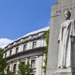 Edith Cavell Memorial in London — Stock Photo #48047113