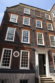 Dr Samuel Johnson's House in London — Stock Photo