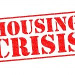 HOUSING CRISIS — Stock Photo #49633425