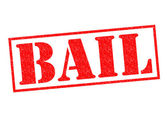 BAIL Rubber Stamp — Stock Photo