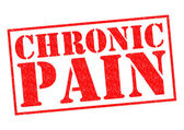 CHRONIC PAIN — Stock Photo