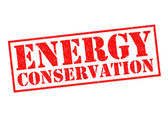 ENERGY CONSERVATION — Stock Photo