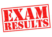 EXAM RESULTS — Stock Photo