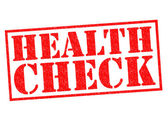 HEALTH CHECK — Stock Photo
