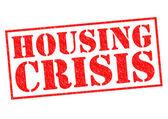 HOUSING CRISIS — Stock Photo