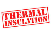 THERMAL INSULATION — Stock Photo