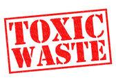 TOXIC WASTE — Stock Photo