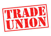TRADE UNION — Stock Photo