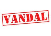 VANDAL — Stock Photo
