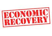 Economisch herstel — Stockfoto