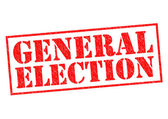 GENERAL ELECTION — Stock Photo