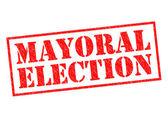 MAYORAL ELECTION — Stock Photo