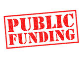 PUBLIC FUNDING — Stock Photo