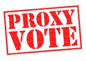 PROXY VOTE — Stock Photo