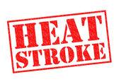 Golpe de calor — Foto de Stock