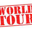 Постер, плакат: WORLD TOUR