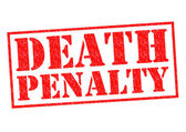 DEATH PENALTY — Stock Photo