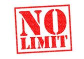 NO LIMIT — Stock Photo