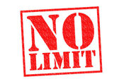 NO LIMIT — Stock Photo