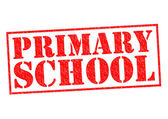 PRIMARY SCHOOL — Stock Photo