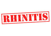 RHINITIS — Stock Photo