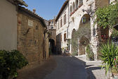 Assisi old street — Stock Photo