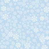 Snowfall — Stock Vector