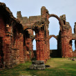 Ruins of a Priory. — Stock Photo