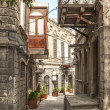 Stock Photo: Architecture in baku azerbaijan