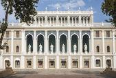 Arquitectura en baku Azerbaiyán — Foto de Stock