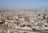 View of aleppo in syria — Stock Photo