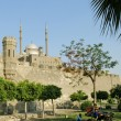 The citadel of cairo egypt - Stok fotoğraf