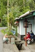 インドネシアのバリ島のストリート シーン — ストック写真