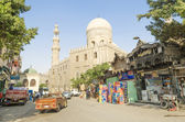 Cairo old town in egypt — Stock Photo