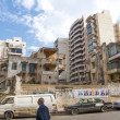 Housing in central beirut lebanon - Stock Photo