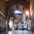 Bazaar in aleppo syria - Lizenzfreies Foto