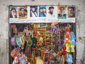 Toy shop in damascus syria — Stock Photo
