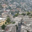 Gjirokastra in Albania — Stock Photo