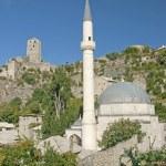 Pocitelj village near mostar in bosnia herzegovina — Stock Photo #22997280
