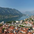 View of kotor town in montenegro — Stock Photo #23001104