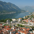 View of kotor town in montenegro — Stock Photo #23001114