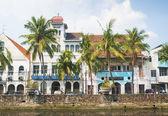 インドネシアのジャカルタでのオランダの植民地建物 — ストック写真